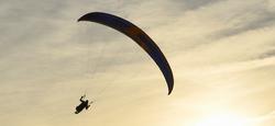Consultation publique - Point de décollage pour parapentes au point de vue de la Sibérie