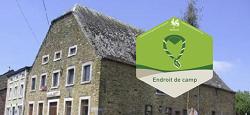 """La salle """"Notre Maison"""" reçoit le label """"Endroit de camp"""""""