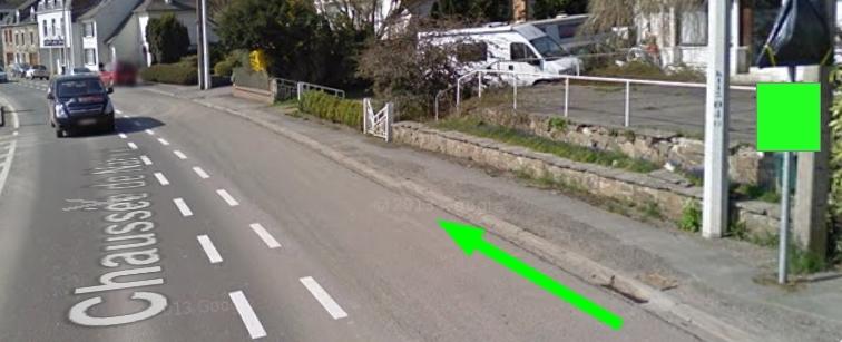 N92 Profondeville Namur vers centre.jpg